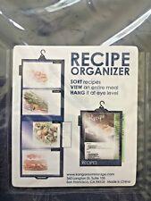 Recipe Organizer - Hanging Recipe Book by Kangaroom