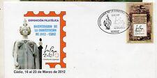España Bicentenario Constitución de 1812 Cadiz año 2012 (DY-254)