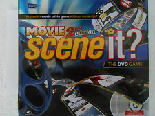 SCENE IT? DVD GAME - MOVIE 2nd EDITION THE DVD TRIVIA GAME 13-ADULT