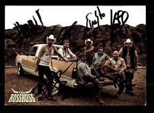 The Bosshoss Autogrammkarte Original Signiert ## BC 106688