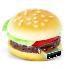 8GB Novelty Food USB 2.0 Flash Drives High Speed Memory Data Storage Free Ship