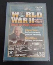 World War II: War in the Pacific, Vol. 3 DVD With Walter Cronkike NEW Free Ship