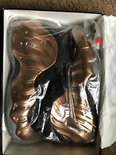 Nike Air Foamposite Copper Size 12 Mens 2017 Model