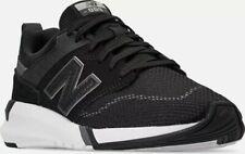 NEW Men's New Balance 009 Classics Casual Shoes Black & White Size 10 MS009BK1