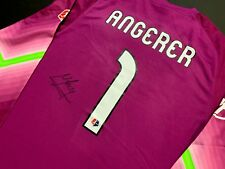 Nike Portland Thorns NADINE ANGERER Signed Soccer Jersey Germany World Cup RARE