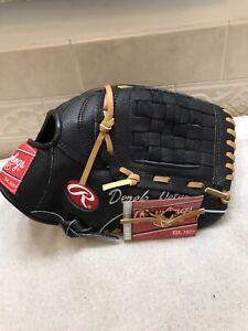 "Rawlings RBGDJ2 Turn 2 Derek Jeter 11.5"" Youth Baseball Glove Right Hand Throw"