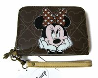 Portafoglio Disney Minnie portamonete girl paillettes donna tracolla Shopping