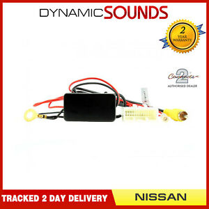 Car Factory Camera Retention Interface Lead for Nissan Qashqai 2010-2014