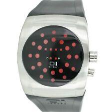 The One binary reloj cronógrafo hombre screw udm Watch-sw102r3