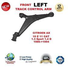 Para Citroen AX 10 e 11 Cat 1.3 Sport 1.4 D 1986-94 Delantero Izquierdo Brazo De Control De Pista
