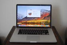 15' Retina MacBook Pro Late 2013 Core i7 2.3GHz 16GB RAM 512GB SSD