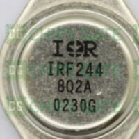 4PCS IRF244 Encapsulation:TO,14A and 13A, 275V and 250V, 0.28 and 0.34 Ohm,