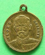 More details for 1900 lord roberts medal brass w.d h.o.wills westward ho smoking mixture sno57206