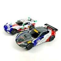 Carrera Go 1/43 GT3 Corvette C7R Calloway & Dodge Viper GT3-R Slot Cars