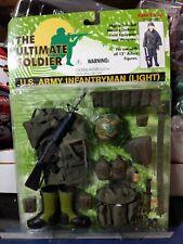 Ultimate Soldier U.S. Army Infantryman (Light) MOC GI Joe
