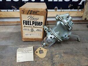 NEW NORS Fuel & Vacuum Pump 56 57 58 59 Hudson Nash AMC Rambler 250 327 V8 4377