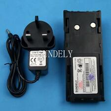 HNN9628 HNN9628B Li-ion Battery + Charger Motorola Radio GP88 GP300 PTX600 New
