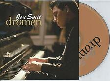 JAN SMIT - Dromen CD SINGLE 3TR + VIDEO 2012 CARDSLEEVE Holland RARE!!