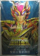 Bandai Saint Seiya Cloth Myth SEA Scylla IO Metal Plate NEW