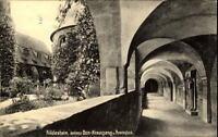 HILDESHEIM 1909 Dom Kreuzgang v. Rosenstock Hildesia Verlag Nr. 136 Posktarte