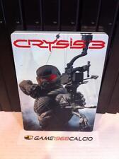 CRYSIS 3 STEELBOX ESCLUSIVA PS3 - 360 NUOVA