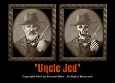 "Haunted Memories ""Uncle Jed"" 5 X 7 Changing Portrait"