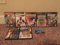 Playstation 2 Games Lot PS2  Wholesale 8 WORKING TESTED Games  No Manuals Fun