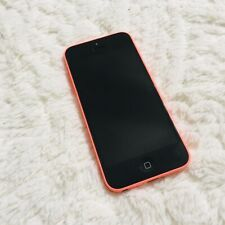 Apple iPhone 5c - 32GB - Pink (Cricket) A1532 (GSM) Clean IMEI iCloud On