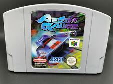 Aero Gauge · Nintendo 64 · N64 Modul · Zustand Sehr Gut #2