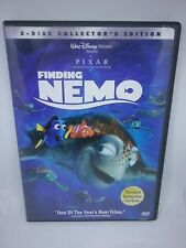 Finding Nemo Dvd 2003 2-Disc Set Disney Pixar Animation
