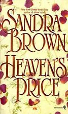 BUY 2 GET 1 FREE Heaven's Price by Sandra Brown (1995, Paperback)