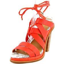Calzado de mujer sandalias con tiras Calvin Klein de piel