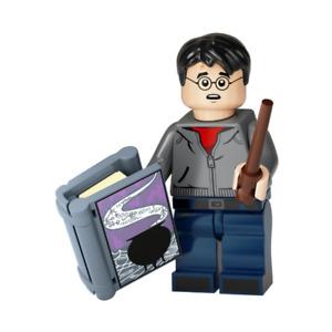 LEGO-Mini-figurine-Harry-Potter-Serie-2-N° 1 Harry Potter