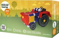 Vista VISTA0301-5 Seva Traktor Baukasten (115 Teile)