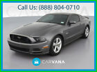 2014 Ford Mustang GT Coupe 2D Alloy Wheels Premium Sound Power Seat Side Air Bags AdvanceTrac Power Door Locks