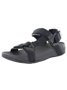 Fitflop Mens Ryker Webbing Athletic Sandal Shoes