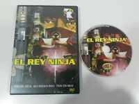 El Rey Ninja Hsung Hua Ko Hsiao-Pao Tan En-Mai Kung Fu Dvd Español