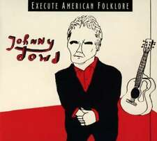 Johnny Dowd - Execute American Folklore NEW CD