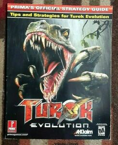 Turok Evolution Prima's Official Strategy Game Guide