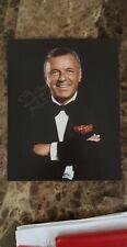 Autographed Frank Sinatra Picture