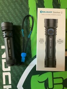 Olight Seeker 2 flashlight  EDC 3000 lumen