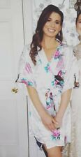 Beautiful Bridal Bridesmaids Wedding Sexy Robes Dressing Gown Woman Gift