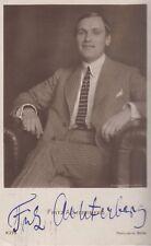 "Fritz Achterberg - Photochemie Berlin Nr. K 279 - original signiert ""1921"""