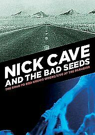 Nick Cave And The Bad Seeds -Road To God Knows Where / Live At The Paradiso (DVD