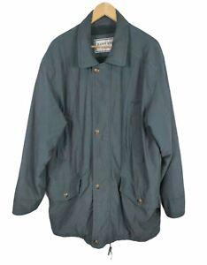 Hardy Amies Men's Field Jacket Coat Size 46 Zip Front VGC