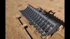 2 - 3.5 ton HD Excavator Landscaping rake JCB CAT Komatsu