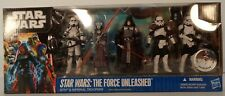 Star Wars 2011 Force Unleashed Toys R Us SITH IMPERIAL STARKILLER DARTH PHOBOS