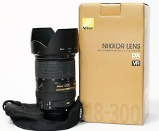 Nikon 18-300mm F/3.5-5.6 AF-S VR DX G ED Lens