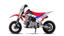 """Mini Moto Pitbike Lem RF90cc Ruote 12"""" Accenzione a Pedale Cross"""
