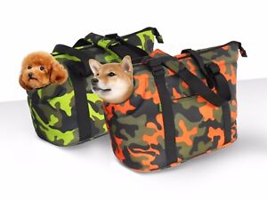 Dog Shoulder Carrier Fashionable Purse Pet Travel Tote Bag Small High Quality